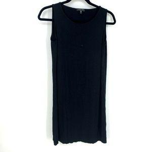 Eileen Fisher Scoop Neck Sleeveless Shift Dress